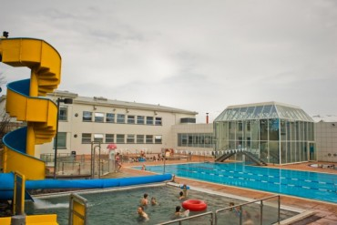 Swimm in Akureyri